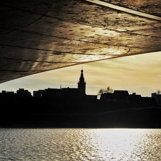 Under the bridge Waalbrug Nijmegen First Eyeem Photo