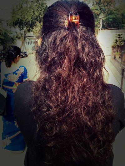Hair Wavy Hair Brow And Black Need Improvement