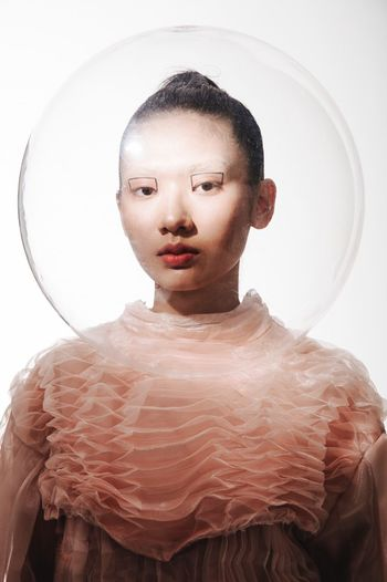 EyeEm Selects Fashion Futuristic Portrait Andromeda Vintage Astronaut Space Exploration EyeEmNewHere