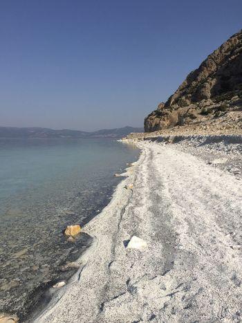 Salda Lake Turkey Lake Anatolia Travel