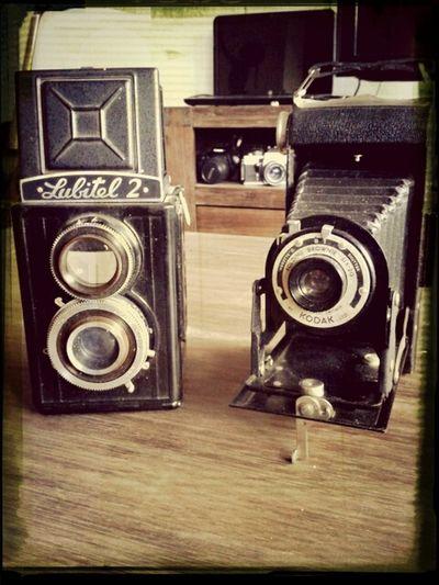 Vintage Camera Vintage Kodak