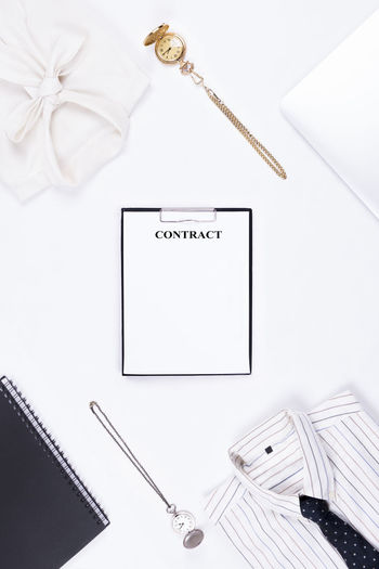 Flat lay of couple business suits. Black and white. Agreement Apparel Black Business Business Suit Coat Contract Copy Space Couple Court Fashion Flat Lay Formal Home Office Legal Management Men Office Partnership Professional Rules Suit White Women Work