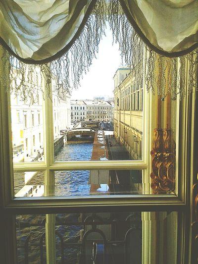 In Hermitage Hermitage Travel Photography EyeEmBestPics Eyeem Market The EyeEm Collection EyeEm Best Shots On My Way The Week Of Eyeem Window View Saint-Petersburg