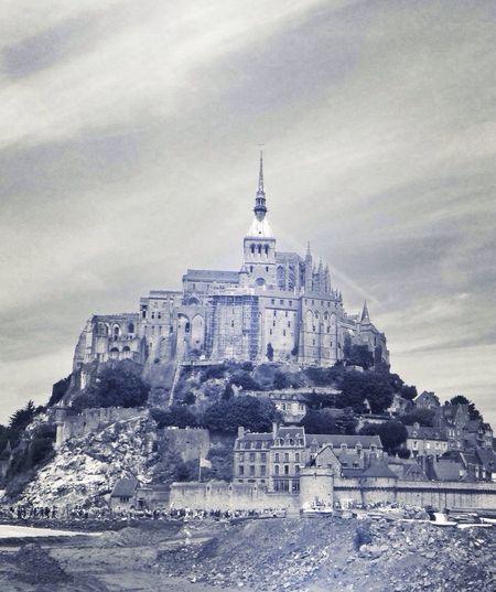 France Normandie Black & White