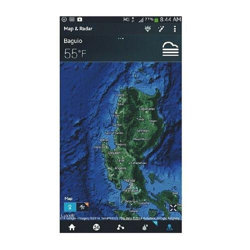 So damn cold weather here. Hooray! Panagbenga Baguio