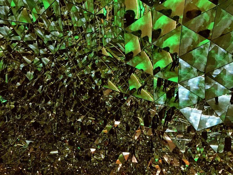 Crystal Lisergia at Kristallwelten in Wattens for Fotostrasse
