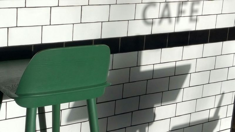 Cafe Chair Shadow Sedia Ombra