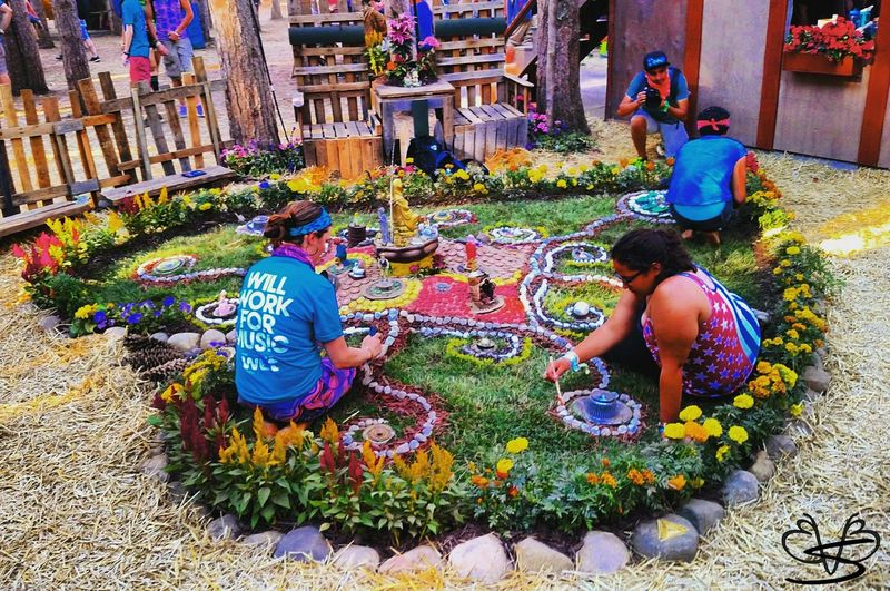 Electricforest EF EF16 Bassnectar Bassheads MusicFestivals Rave Ravechasers Art Music Love Inspired Inspirational Architecture Built Structure Full Length Building Exterior City Flower Person Outdoors Day Market Vendor Casual Clothing Innocence