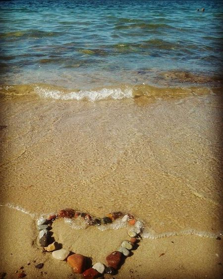 осторожно! волна любви на странице! люблютошку Море балтика Зеленоградск калининград ВОЛНА сердце Love Baltic Sea Summer Heart