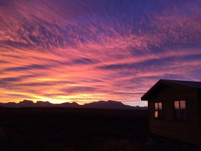 Sunrise Iceland Sunrise