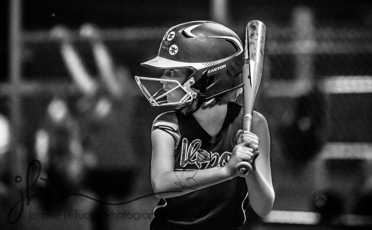 Softball focus Softball Is Life Softball EyeEm Selects Focus On Foreground One Person Sport Helmet Close-up Sports Equipment Headwear Sports Helmet