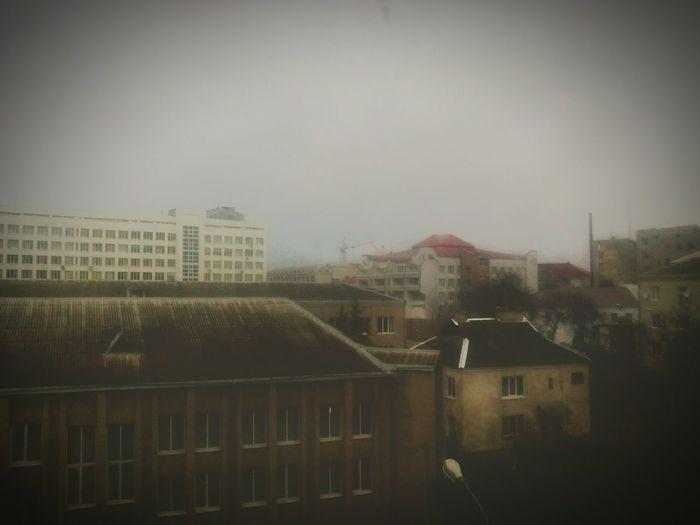 Boring Lutsk Fog First Eyeem Photo