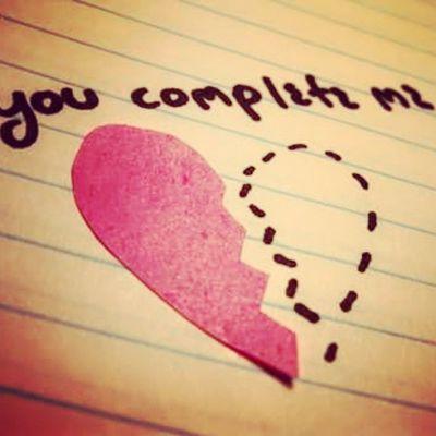 Good_morning StYlIsH_AtTiTuDe_ChOkRa You Complete me ... Heart Hάςķέŕ Mя_яσςк❤