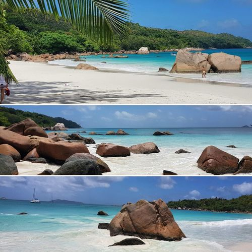 Natural Photo Beach View Water Sea Sand Nature Beauty In Nature Seychelles Anse Lazio Bestbeach No Filter