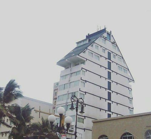 Architecture Built Structure Building Exterior No People Day Sky México