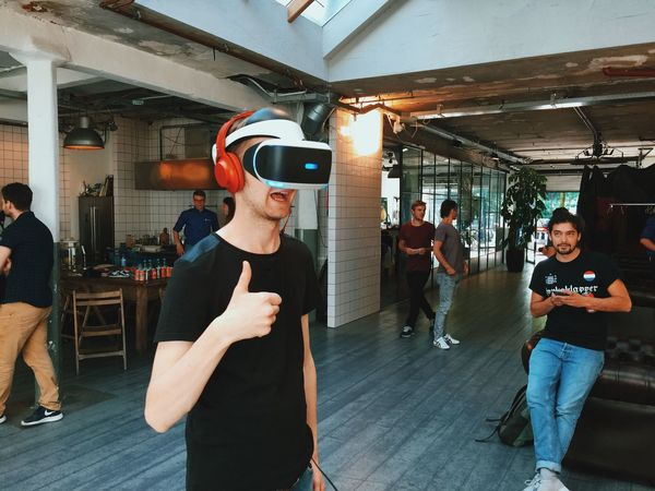 AOK! Virtual Reality Vr Headset