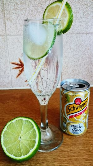 Awesome_shots Comeback Home Sweet Home Take A Rest Get A Drink Gin&Tonic Join Me Cheers Fantastic