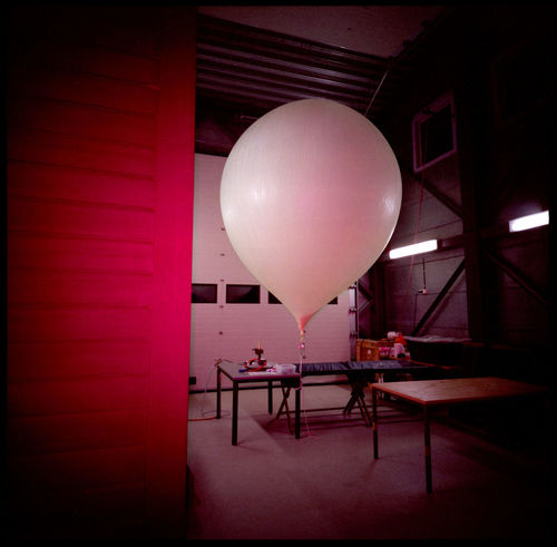 Ice and Air Arctic AWIPEV Balloon Chrystal Climate Change Ice Ny Alesund Polar  Polar Night Polar Station Probe Science Skandinavia Svalbard  Weather Forecast