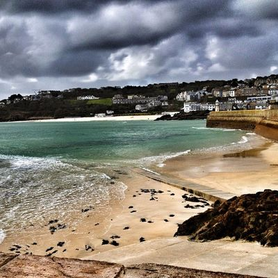 #cornwall #sea #stives #improvedimage Sea Cornwall Improvedimage Stives