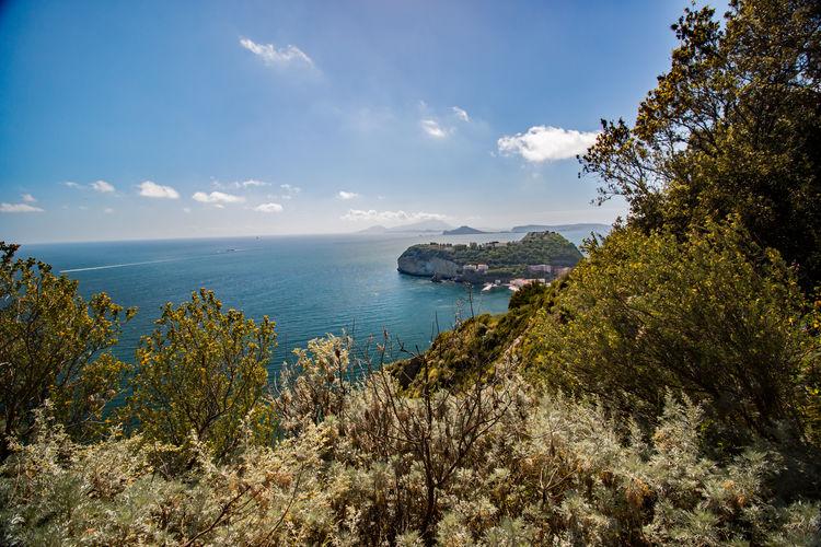 Amalfi Coast Archeology City Herculaneum Landscape Naples Napoli Nature Pompeii