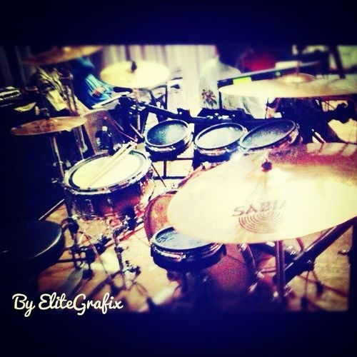 My Drum Kit....#yummy