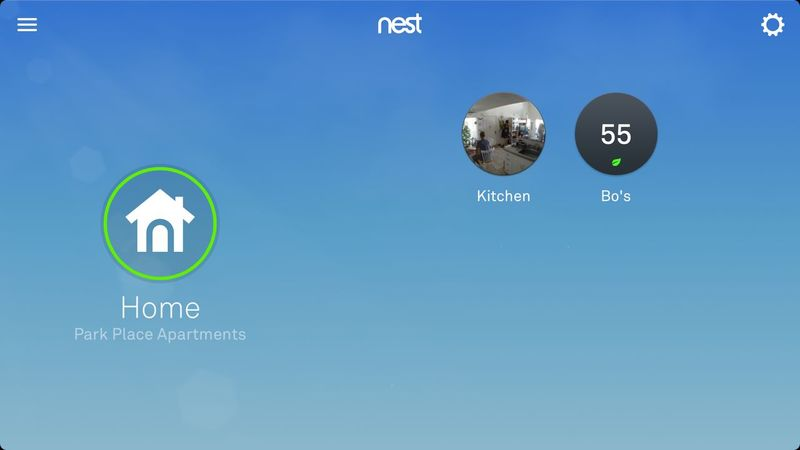 Nest app now has a unified UI for thermostat and drop cam, as of today's update Misc