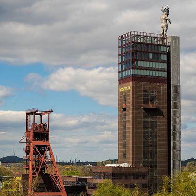 Nordstern Nordsternpark Zeche Industriekultur Industrial Olympus Nordrheinwestfalen NRW Förderturm Gelsenkirchen Tpsolympus Picoftheday Picofinstagram