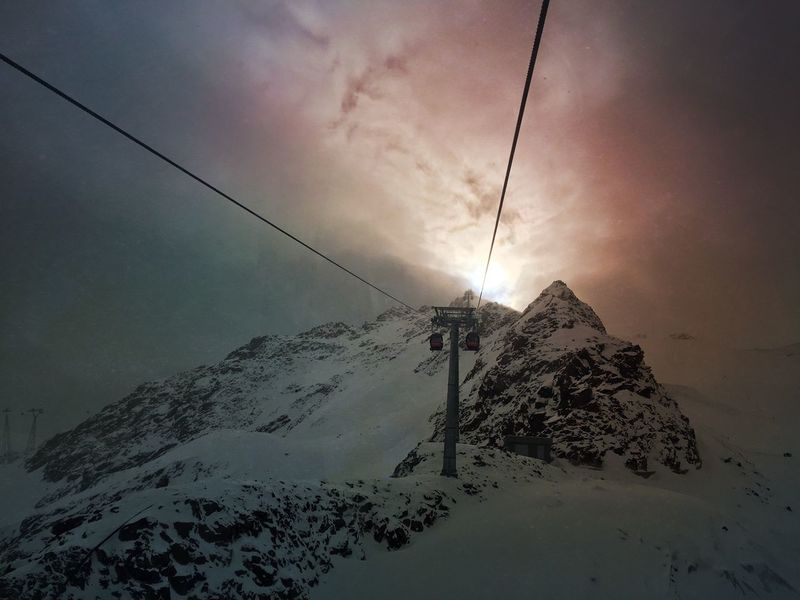 Into the sky Melancholic Landscapes Mexturesapp Mountains Landscape_Collection Glacier Pitztaler Gletscher EyeEm Nature Lover Naturelovers Nature_collection Landscape_photography Clouds And Sky Streamzoofamily Austria Sky_collection
