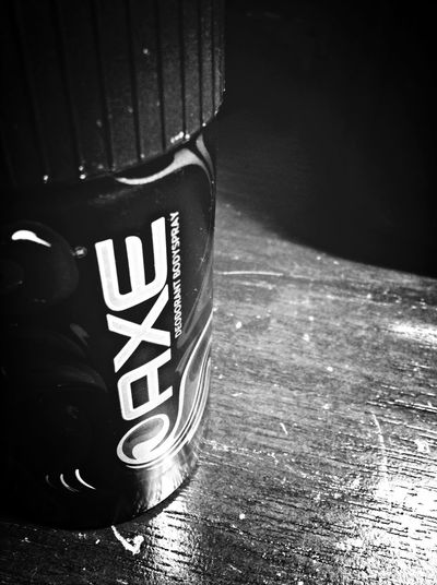Axe always with me