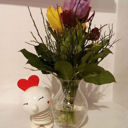 To all of you a wonderful International Women's Day. Womensday Internationalwomensday Weltfrauentag Hoptimist Love Design Flowers