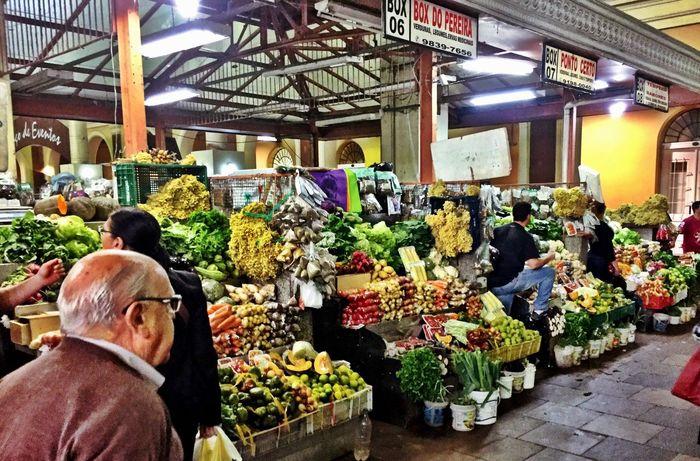 Vegetales y Plantas en el Mercado