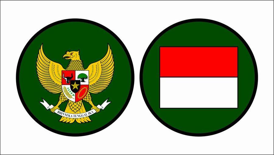 EyeEm Selects Green Color Day Adult Backgrounds Nkrihargamati Garuda Pancasila MERAH PUTIH INDONESIA