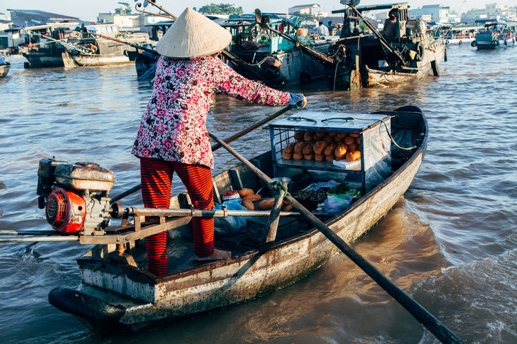 Floating Floating Market Island Island Life Islandlife Market Morning Light Morning Market Outdoors Phu Quoc Phu Quoc Island Scenery Sea And Sky South East Asia South Vietnam Vietnam Vietnam Trip Vietnamphotography Water
