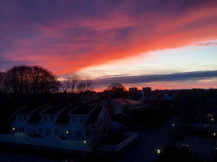 Embrace the moment Nofilter N0filter Nofilterneeded Norway Sunrise My Favorite Photo Working Sun No Edit/no Filter Timing