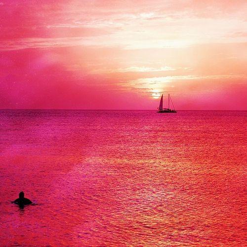 Ilivewhereyouvacation Grenada Sunset_madness Sunsetsareonme Shootinhtheglobe Westindies_colors Caribbean_sunsets Colorporn Silhouette Sunsets