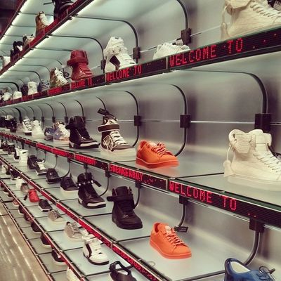 Shoe heaven Kicks Shoes Melbourne