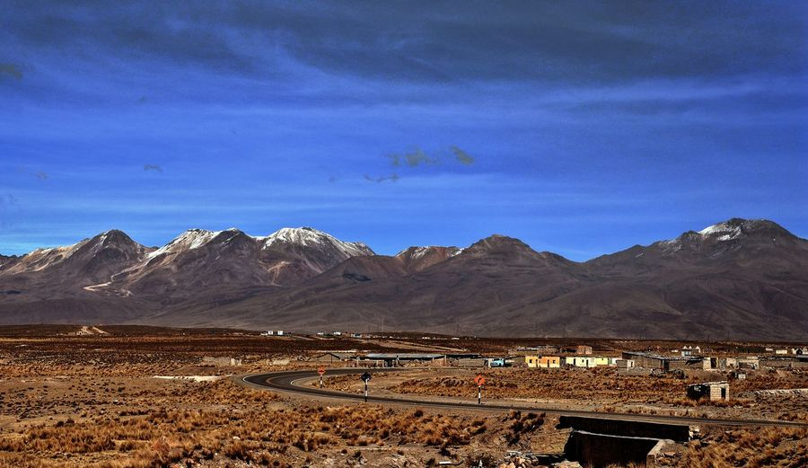 Andes colors