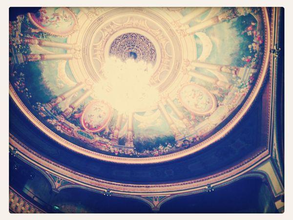 Théâtre de Morlaix :) Taking Photos