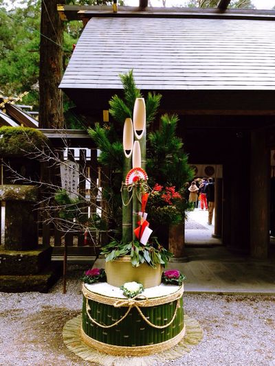 """Kadomatsu New Year's pine decoration Eye4photography  Introducing Culture Of Japan Which Must Be Left To The Future…… """"未来に残す日本の文化"""" EyeEmbestshots"""