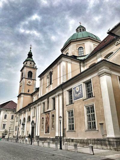 Stolnica Sv Nikolaya Ljubljana Ljubljana, Slovenia