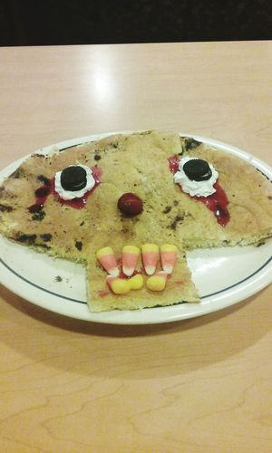 Happyhalloween Spooky Scary Face Scaryfood Photography Crafty