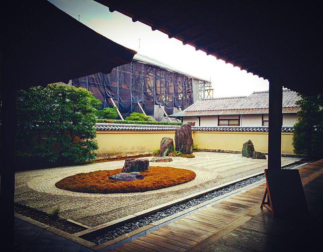 大徳寺 龍源院 方丈 京都 庭園 Kyoto Relaxing 寺社仏閣