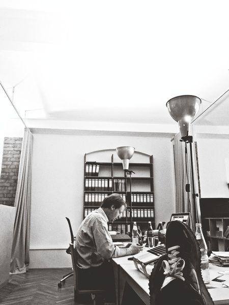 . @maxclaussen hard at work Capa Filter