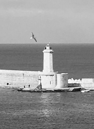 Little Lighthouse Livorno Italy