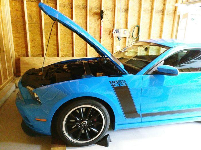 Mustang Ford Boss First Eyeem Photo