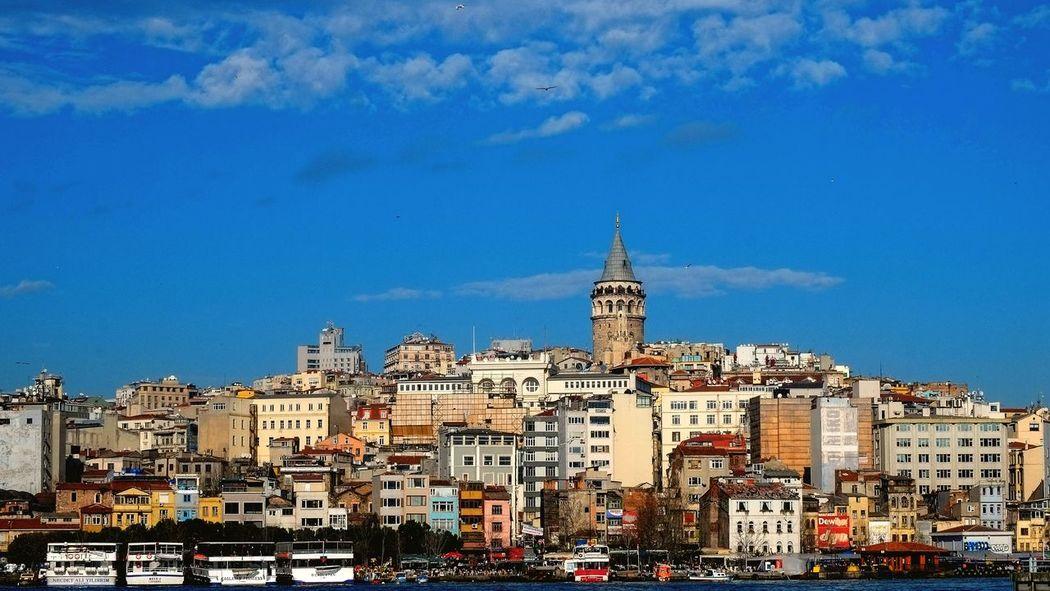 Galata Galatatower Istanbul Istanbul - Bosphorus Historical Building Urban Landscape Cityscape Cityscapes