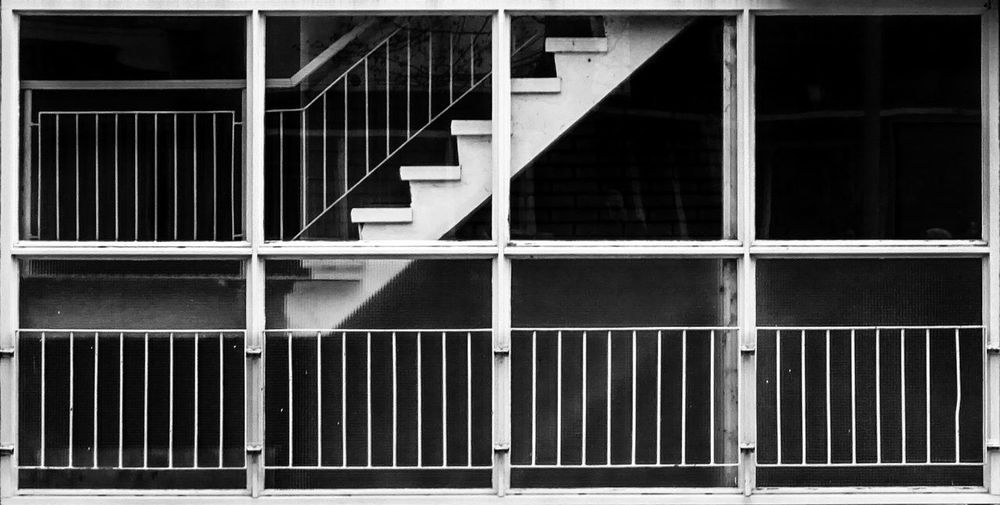 Tracks (steps & stairs) Architecture Built Structure No People Indoors  Day Close-up