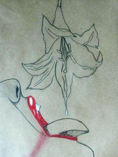 Drawing Sketch Skribbles My Art Graphic