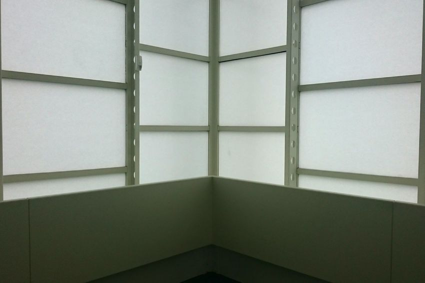 Future Science Fiction Architecture Indoors  Window Built Structure No People Symmetry Office Day Geometry