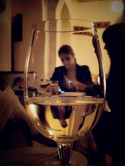 Saturdaynight Saturdayevening Winery Wine Time Hedonism Restaurants Dinner Time Girl Texting Superficiality Relaxing Time Socialising Quality Time Break Time EyeEm Gallery Eye4details Eye4photography  Wondering Glass Looking Through The Glass